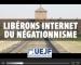 «Libérons Internet du négationnisme !» : l'UEJF et l'UDA lancent un appel