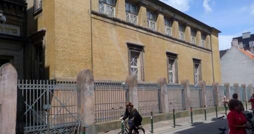 L'UEJF apprend avec effroi que des individus ont tiré sur la synagogue de Copenhague.