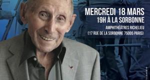 Témoignage de Georges Loinger, 104 ans, résistant et sauveur d'enfants