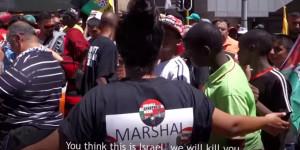 L'UEJF demande l'interdiction de la tournée de Farid Esack, président de BDS Afrique du Sud, organisation réputée pour ses actions violentes et antisémites