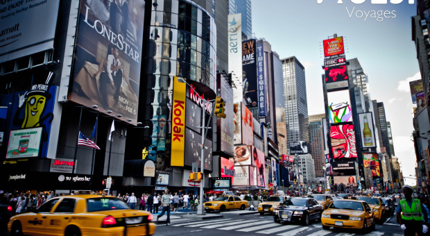 UEJF Vacances : Miami – New York